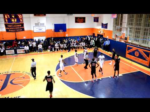 4 | Thomas Jefferson Campus ( Brooklyn ) Vs Boys and Girls High School ( Brooklyn ) + Overtime