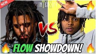Flow Showdown - J. Cole vs J.I.D (Episode 1)