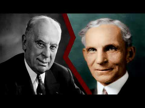 MBA Cases: Henry Ford and Alfred P. Sloan Car Manufacturing Business
