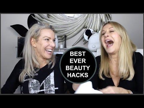 BEST EVER BEAUTY HACKS - Nadine Baggott