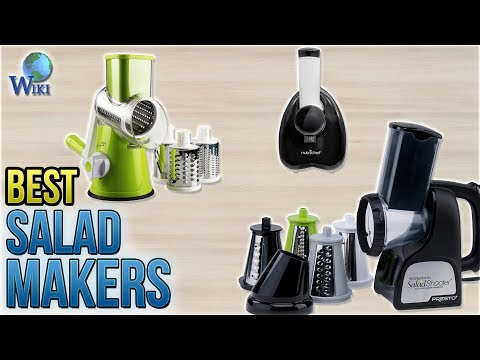 10 Best Salad Makers 2018
