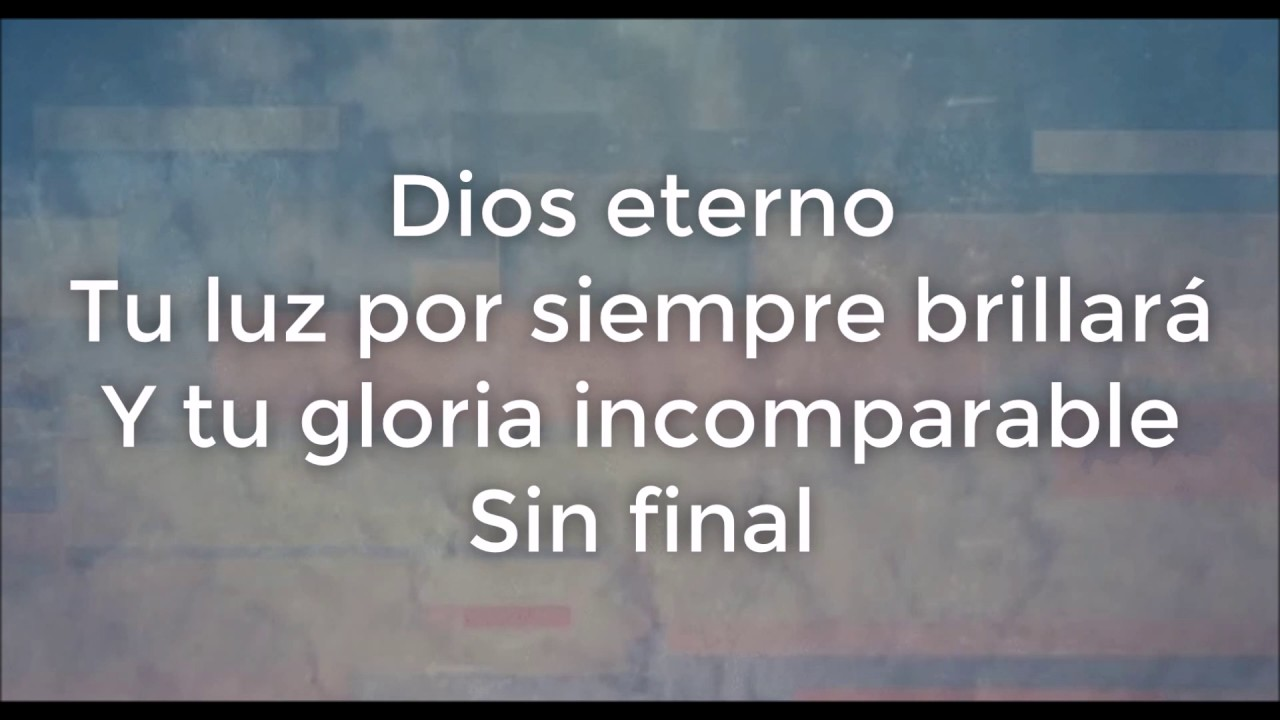 Hillsong Desde Mi Interior From The Inside Out Letra Youtube