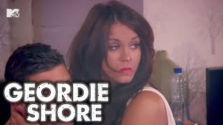 Geordie Shore | Face Off With Sly Vicky | MTV