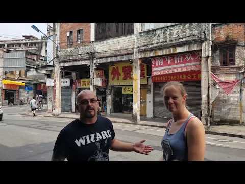Leung Jans pharmacy in Foshan - the last historic place of Wing Chun kung fu you can still find