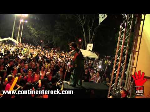 Keko Yoma (Festival internacional Unirock Alternativo - 2013)