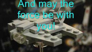 How To Make A Custom Mini Lego Millennium Falcon