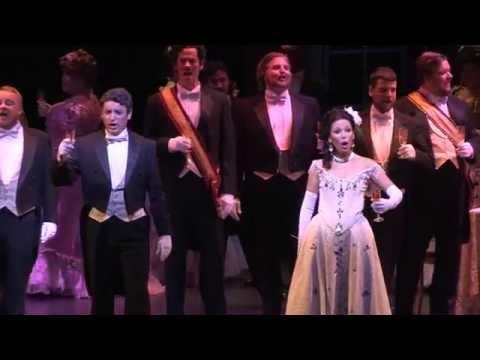 LA TRAVIATA - New Orleans Opera - October 9 & 11, 2015