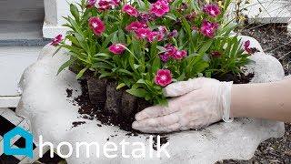 Whimsical Garden Decor | Steal these adorable Spring inspired garden decor ideas! | Hometalk