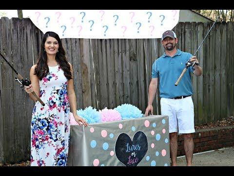 Baby Gender Reveal Surprise!!