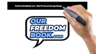 Our Freedom Book - Creating Groups on iOS Messenger App