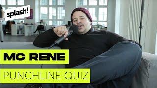 WHO DAT?! – MC Rene im Punchline-Quiz (splash! Mag TV)
