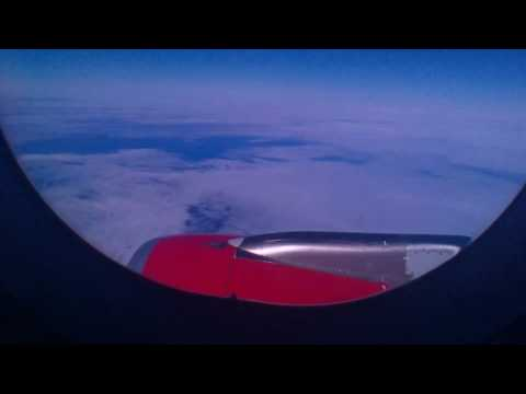Lol Pilot Says Close All Windows, Nothing To See. 😨 Except Flat Earth 😂