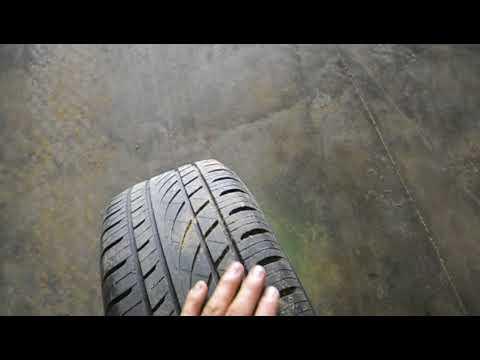 2013 Mitsubishi Outlader Sport (transmission problems) (bad tire)