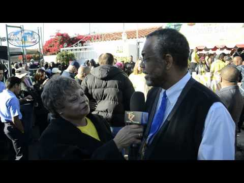 Betty Whites co star Reatha Grey interview with Council Member Curren Price