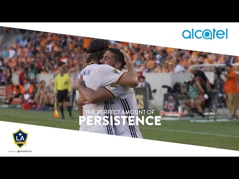 Alcatel Moment of the Match: Gordon's gets his Birthday wish | The Perfect Amount of Persistence