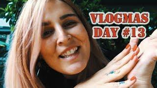 VLOGMAS Day #13 (Κρατάω μυστικά) * Evelina Nikoliza