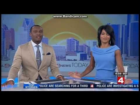 WDIV: Local 4 News Today Open--2016