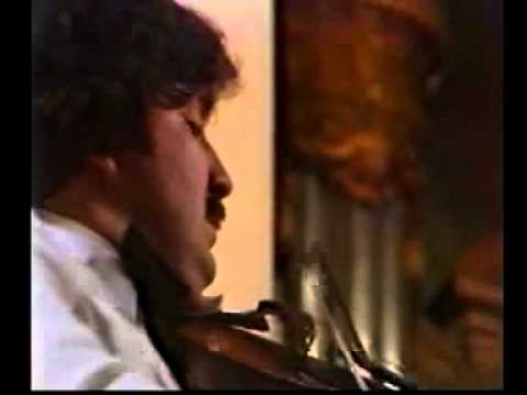 Andres Cardenes plays Tchaikovsky Violin Concerto 1st movement Part A