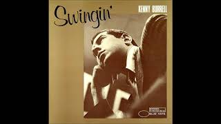 Kenny Burrell  - Swingin' ( Full Album )