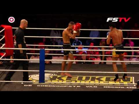 Ismael Benali vs Hasan Toy