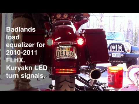 Badlands Load Equalizer - YouTube on