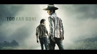 Gambar cover The Walking Dead - Too Far Gone