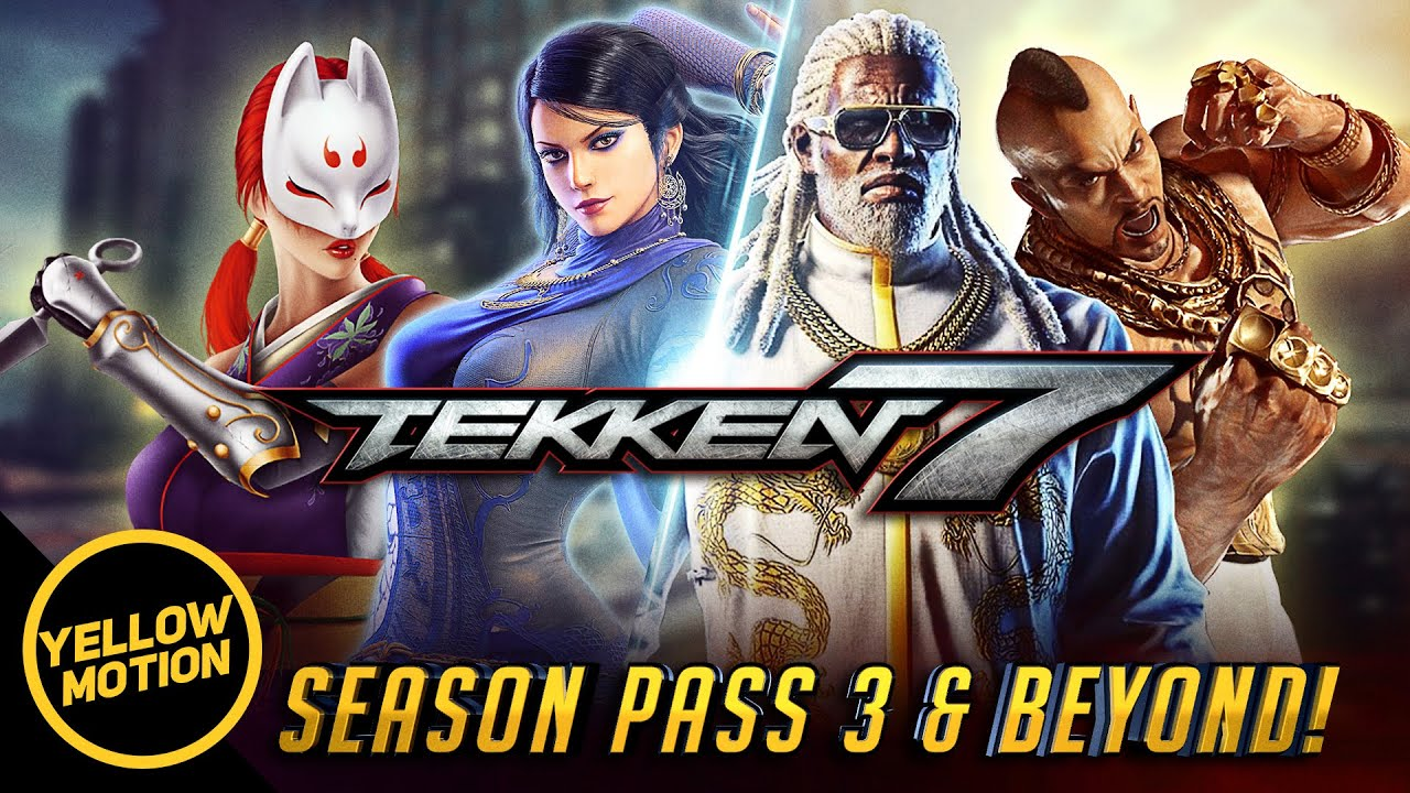 Let S Talk Tekken 7 Season Pass 3 Game Contents Beyond Who Are The 2 Remaining Characters Youtube