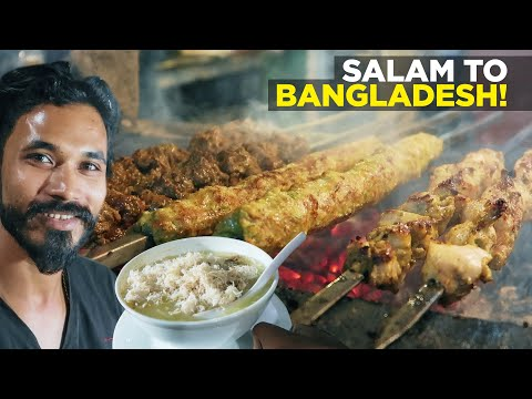 Baap Of Paratha Rolls | Silver Spoon, Tariq Road |  Soup From Bangladesh | Pakistan Street Food