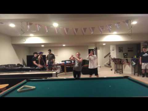 Colin's Mr. Poolesville dance 2017