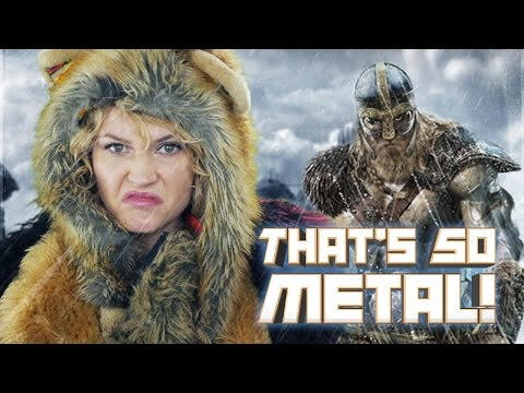 The Brutal Blizzard of 2016 - THAT'S SO METAL! Episode 1 | MetalSucks