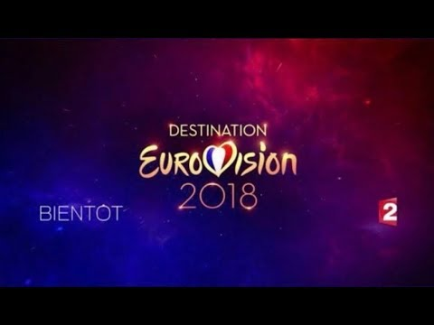 France: Destination Eurovision Post-Show Chat (Eurovision 2018)