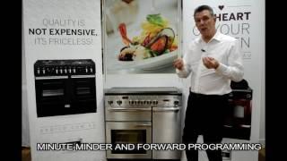 FALCON PROFESSIONAL+ 90cm Induction Range Cooker