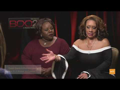 Cassi Davis and Patrice Lovely talk about 'Boo 2: A Madea Halloween'