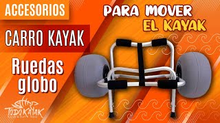 Vídeo: Carro kayak YK-02011C
