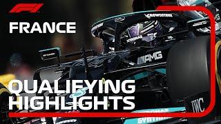Qualifying Highlights | 2021 French Grand Prix