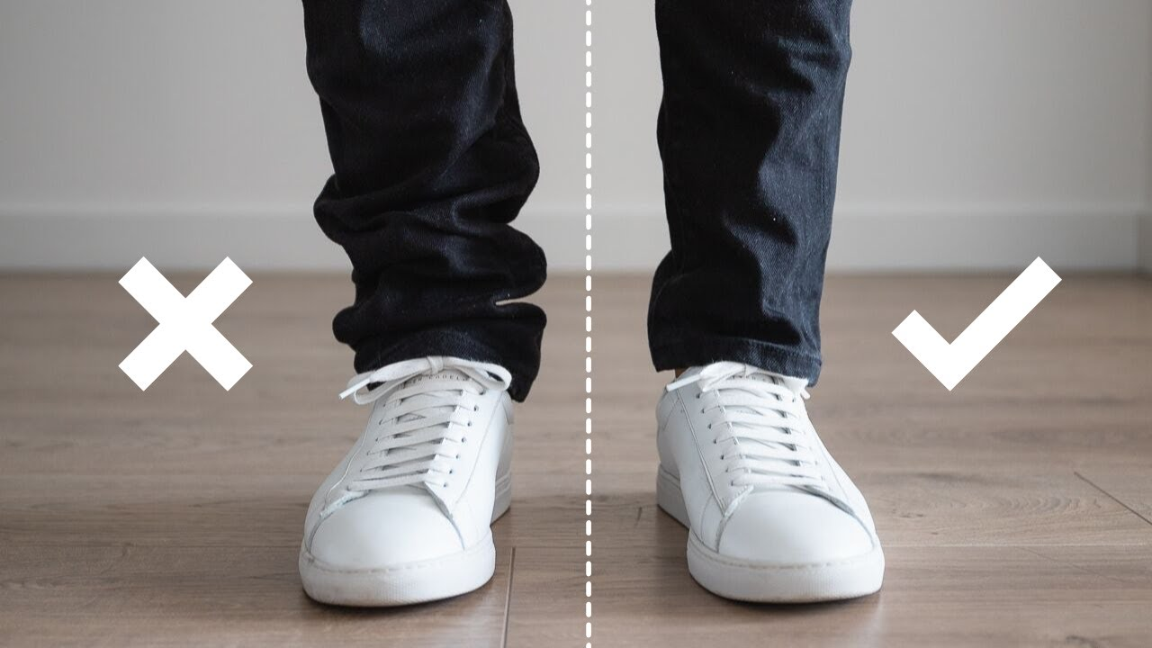 Download The Proper Length for Every Type of Pants