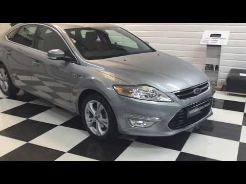 2012 (12) Ford Mondeo 2.0 TDCi Titanium X 163BHP Manual Diesel (Sorry Now Sold)