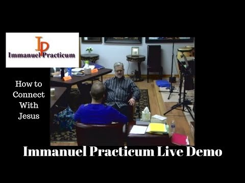 live-demonstration---how-to-connect-with-jesus---immanuel-prayer-/-immanuel-approach