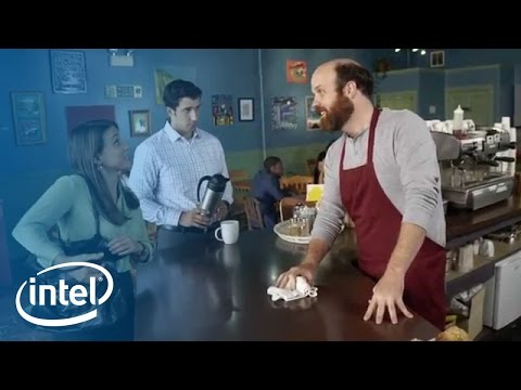Frozen Coffee: An Intel®-based Chromebook Comedy Short | Intel