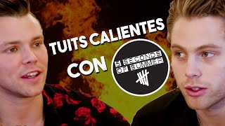 Tuits Calientes con 5 Seconds of Summer Video
