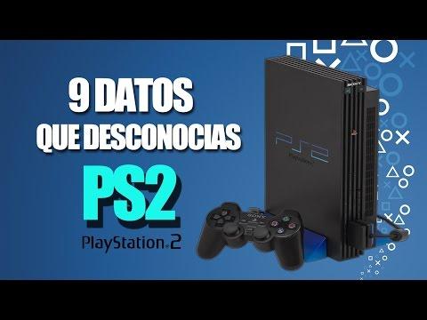 15 AÑOS DE PS2 : 9 DATOS que DESCONOCÍAS de PLAYSTATION 2
