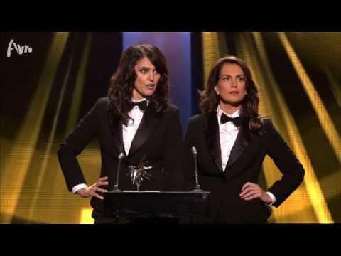 Het Gouden Televizier-Ring Gala 2013   Uitreiking Zilveren Televizier Ster Vrouw