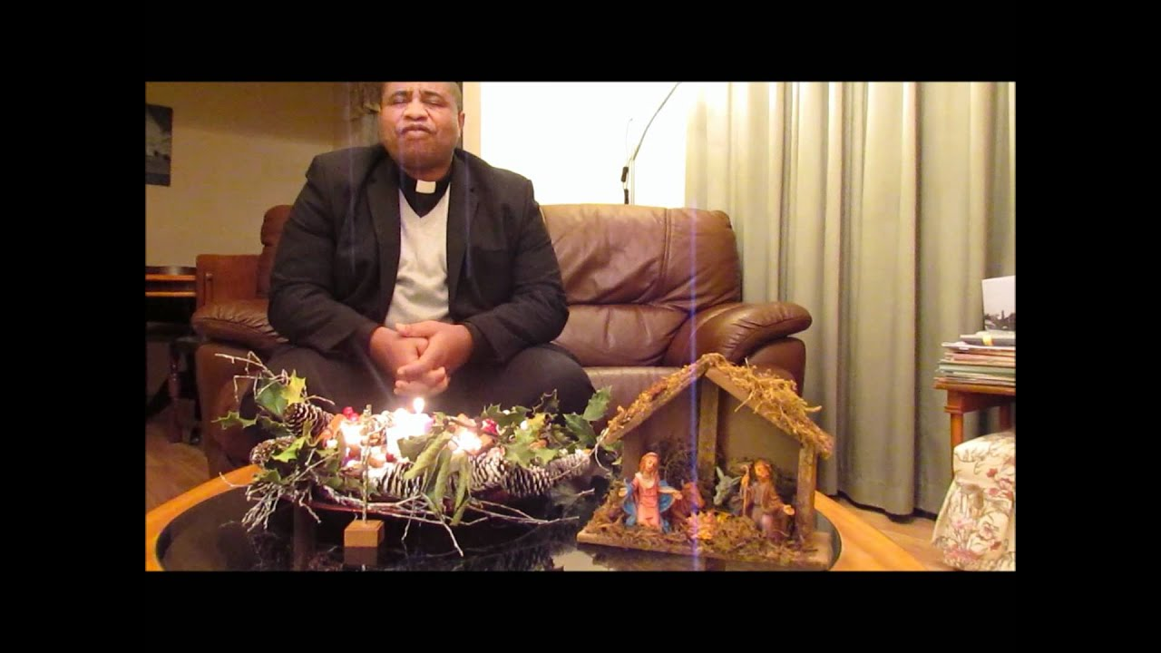 New Year Message '12 by Fr. Vincent Dike