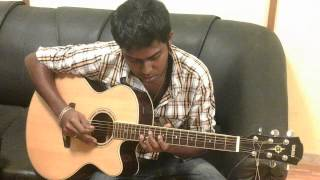 Mouna ragam theme guitar cover
