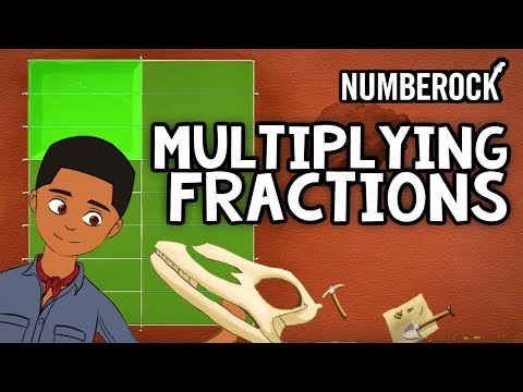 Multiplying Fractions Song: Online Education Songs For Kids
