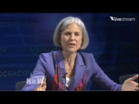 Expanding the Debate on U.S. Negotiations with Iran: Jill Stein & Rocky Anderson Discuss
