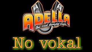 Mengejar Badai Karaoke No Vocal Adella