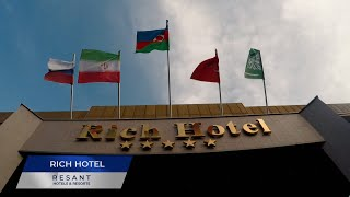 Location of Rich Hotel