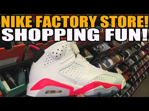 Nike Factory Store Deals: AJ6 Infrared?!  (June 2015)