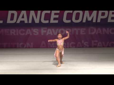 Wake Me Up (Madilyn Bailey) - Chriselle Bisquera Lyrical Solo Age 8